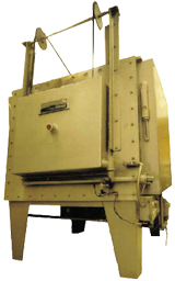 Gas-Fired Radiant Tube Box Furnace