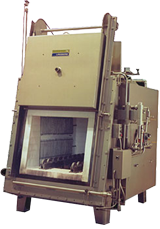 Rod Overbend Box Furnace