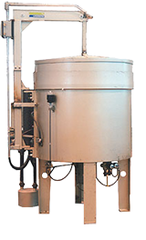 Steam HOMO® Pit Furnace