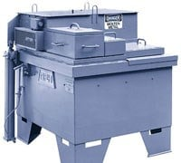 Aluminum Holding Furnaces - Page List