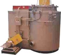 Cyclone Electric Retort Pit Furnace - Page List