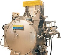 Lindberg Front Load Horizontal Vacuum Furnace - Page List