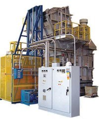 Non-Ferrous Melting and Holding Furnaces